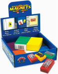 Master Magnetics 07278DSP Hold Everything Magnet Counter Display, 8-Colors