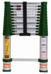 Xtend & Climb/Core Dist 780P Xtend & Climb 2-1/2 to 12-1/2 Ft. Type 1A Telescoping Aluminum Ladder 300-Lb. Duty Rating