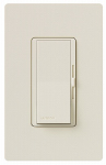 Lutron Electronics DVW-600PH-LA Diva 600-Watt Single-Pole Dimmer, Light Almond