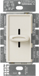 Lutron Electronics S-600H-LA Skylark 600-Watt Single-Pole Dimmer, Light Almond