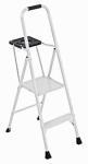 Louisville Ladder AP8004 4-Ft. Platform Ladder, Aluminum, Type III, 200-Lb. Duty Rating