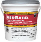 Custom Bldg Products LQWAF1-2 Waterproofing/Crack Prevention Membrane, 1-Gal.