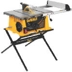 DeWalt DW744X 10'' Heavy Duty 15A Table Saw