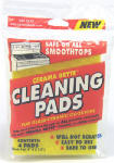 Blue Ribbon Products 29608 Cooktop Cleaning Pads, 4-Ct.