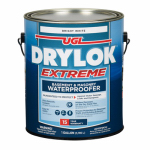 United Gilsonite Lab 28613 Extreme Masonry Waterproofer, Latex, White, 1-Gal.