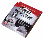 Sterno Group The 50012 Single-Burner Folding Stove
