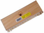 Abco Products 00014H Acid Brush, White Tampico & Wood, 7-3/4-In.