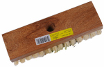 Abco Products 00071 Acid Brush, White Tampico & Wood, 7-3/4-In.
