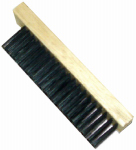 Abco Products 01717 Wire Brush, Straight Back, Steel & Wood