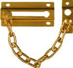 National Mfg/Spectrum Brands Hhi N183-590 Brass Door Chain