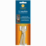 Lamplight Farms 9997 5-Pack 1/8-Inch Round Wick
