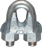 National Mfg/Spectrum Brands Hhi N248-294 1/4-In. Zinc Wire Cable Clamp