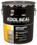 Kst Coating KS0024300-20 Aluminum Roof Coating, 4.75 Gals.