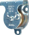 National Mfg/Spectrum Brands Hhi N233-247 Pulley, Wall/Ceiling Mount, Zinc, 1-1/2-In.