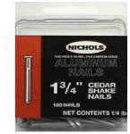 Kaiser Aluminum Fabricated Prod 2KFAXD 1-3/4-Inch Aluminum Cedar Shake Nails, 225-Pack