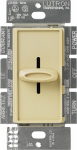 Lutron Electronics S-600H-IV Skylark 600-Watt Single-Pole Dimmer, Ivory