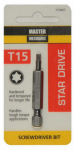 Disston 773457 Master Mechanic Torx 15 2-Inch Screwdriver Bit
