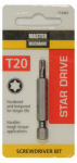 Disston 773465 Master Mechanic Torx 20 2-Inch Screwdriver Bit