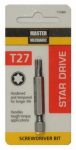 Disston 773481 Master Mechanic Torx 27 2-Inch Screwdriver Bit