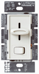Lutron Electronics S-603PH-IV Skylark 600-Watt 3-Way Dimmer, Ivory