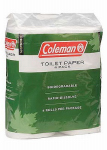 Coleman 2000014861 4-Pack Biodegradable Toilet Paper