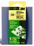 3M 918NA Flexible Sanding Sponge, Medium