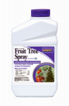 Bonide Products 203 Fruit Tree Spray Liquid, 1-Qt.