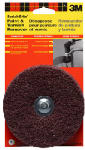 3M 9413NA 4.75 x 9-Inch Contoured Surface Paint & Varnish Remover Disc