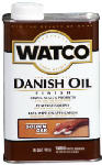 Rust-Oleum 242210 Watco Qt. Golden Oak Danish Oil Wood Finish