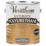 Rust-Oleum 242170 Varathane Gallon Clear Semi-Gloss Interior Oil-Based Premium Polyurethane Wood Finish