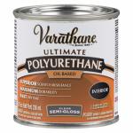 Rust-Oleum 242172H Varathane 1/2-Pint Clear Semi-Gloss Interior Oil-Based Premium Polyurethane Wood Finish