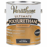 Rust-Oleum 242173 Varathane Gallon Clear Gloss Interior Oil-Based Premium Polyurethane Wood Finish