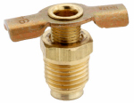 Anderson Metals 59432-04 1/4-Inch Male Pipe Thread Automotive Drain