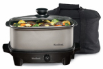 Greenfield World Trade 84915 Slow Cooker, 5-Qt.