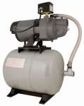 Flint & Walling/Star Water ES05SAT25H Shallow Well System, .5-HP Motor,  678-GPH