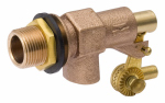 Homewerks Worldwide VFLBRZF3B 1/2 Bronze Float Valve