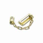 Belwith Products 1870 Chain Door Fastener, Brass