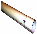 Genova Products 40031-EAST 3x10 Perf Sewer Pipe