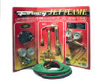 Forney Industries 1680 Jet Flame Torch Kit, Oxy-Acetylene