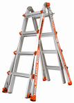 Wing Enterprises 14013-001 Type 1 Articulating Ladder, 17-Ft.