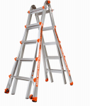 Wing Enterprises 14016-001 Type 1 Articulating Ladder, 11 to 19-Ft.