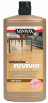 Minwax The 609504444 Quart High-Gloss Hardwood Floor Reviver