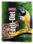 Kaytee Pet 100509740 Parrot Food, 5-Lbs.