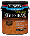 Minwax The 71032 1-Gallon Semi-Gloss VOC Water-Based Polyurethane