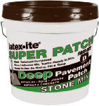 Dalton Enterprises 31916 Super Stone Asphalt Patch, 1-Gal.