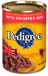 Mars Petcare Us 01027 Canned Dog Food, Chunky Beef, 13.2-oz., Must Be Purchased in Quantities of 24