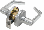 Tell Manufacturing CL100010 Brushed Chrome Storeroom Lever