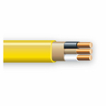 Marmon Home Improvement Prod 147-1602040 400-Ft. 12/2 Non-Metallic With Ground Sheathed Cable