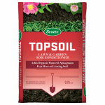 Scotts Organic Group 71130758 Premium Topsoil, .75-Cu. Ft.