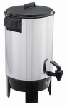 West Bend Dba/Focus Electrics 58030 30-Cup Polished Aluminum Coffee Urn